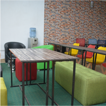 CREATIVE COWORKING SPACES